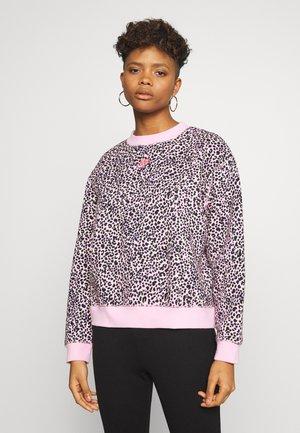 PACK CREW - Sweatshirt - pink