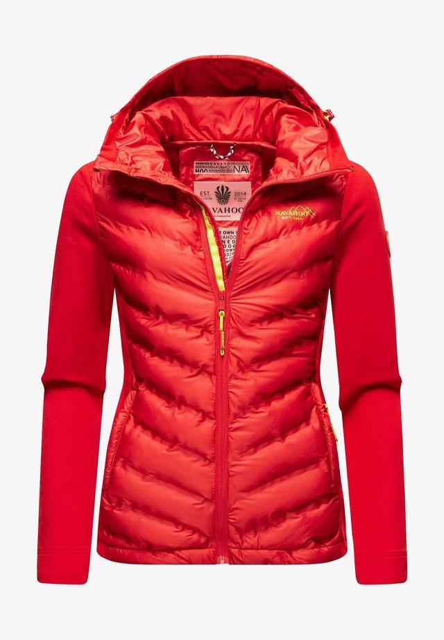 Jas - light red