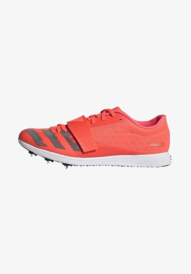 ADIZERO TRIPLE JUMP / POLE VAULT SPIKES - Obuwie do biegania startowe - pink