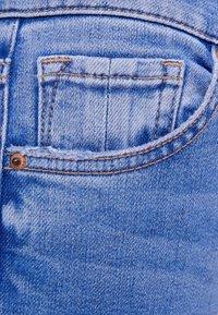 Bershka - Jeans Skinny Fit - light blue - 5