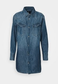 G-Star - TACOMA  - Button-down blouse - blue - 4