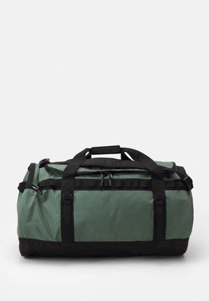 BASE CAMP DUFFEL L UNISEX - Treningsbag - laurel wreath green/black