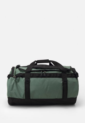 BASE CAMP DUFFEL L UNISEX - Sports bag - laurel wreath green/black
