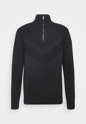 DERECK - Pullover - anthrazit