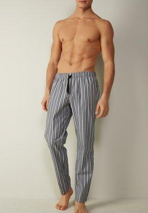 Pyjama bottoms - righe grigio