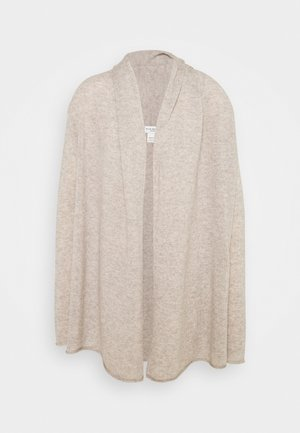 CRISTINA CARDIGAN - Strickjacke - wheat