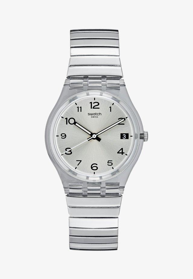 SILVERALL L - Watch - grey