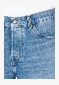 Carhartt WIP - NEWEL - Denim shorts - blue - 2