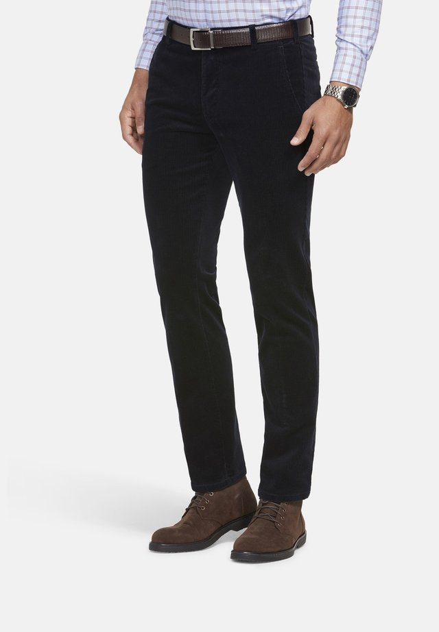 BONN - Chinos - dark blue