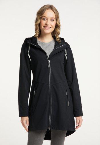 Waterproof jacket - schwarz