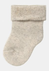 Name it - NBNRUFFI TERRY 5 PACK UNISEX - Socks - bright white - 1