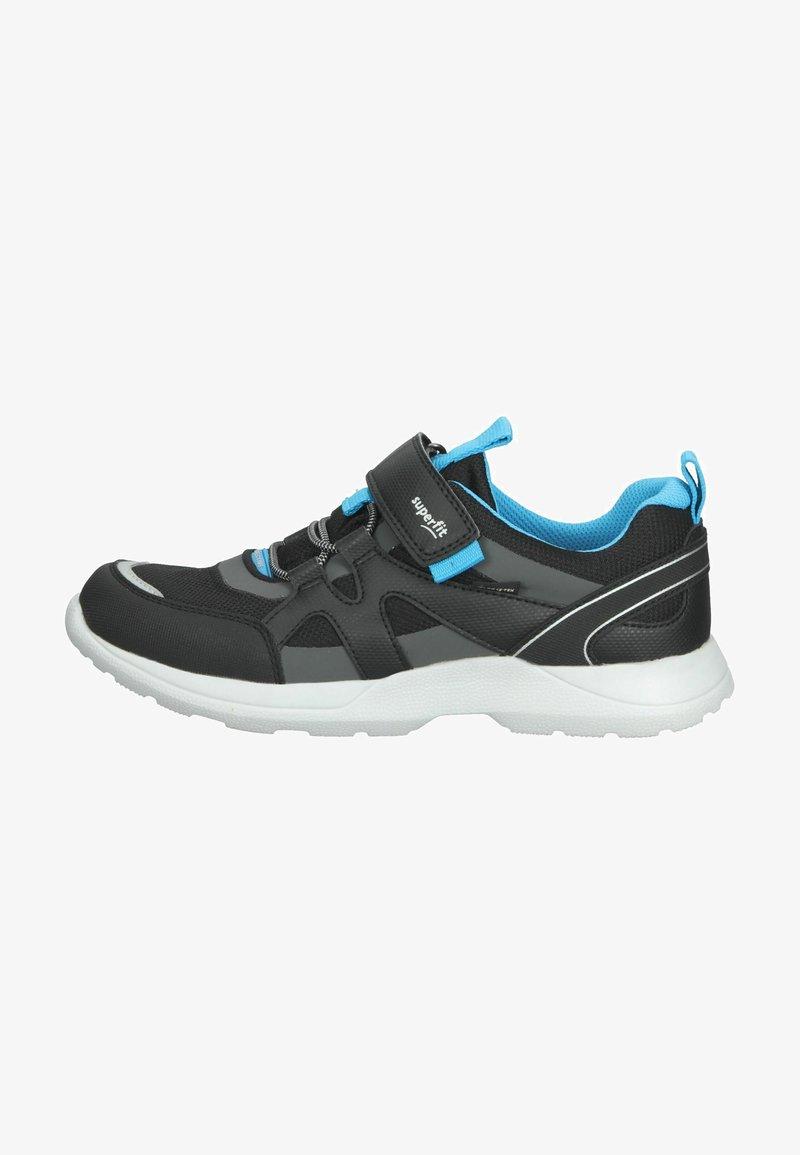 Superfit - Trainers - schwarz/blau