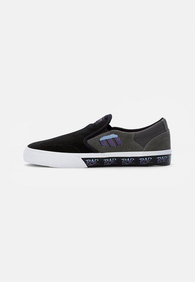 MARANA SLIP RAD - Sneakers - black/grey