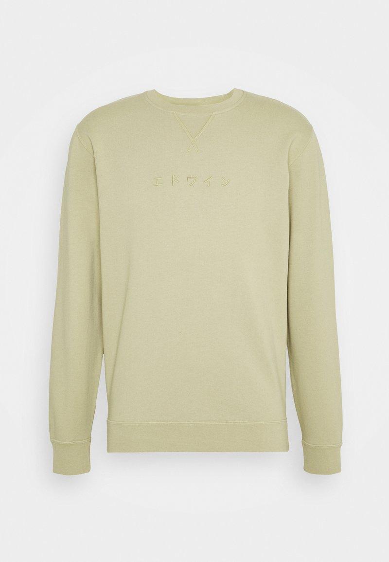 Edwin - KATAKANA UNISEX - Sweatshirt - heavy unbrushed