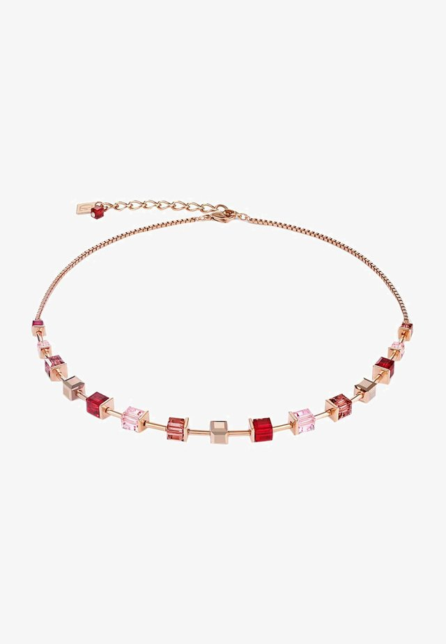 Necklace - rot