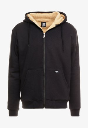 FRENCHBURG - Zip-up hoodie - black