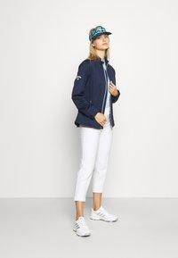 Callaway - Soft shell jacket - peacoat - 1