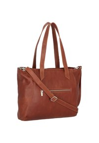 Cowboysbag - Handbag - cognac - 1