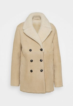 CANORA - Winter coat - muddy beige