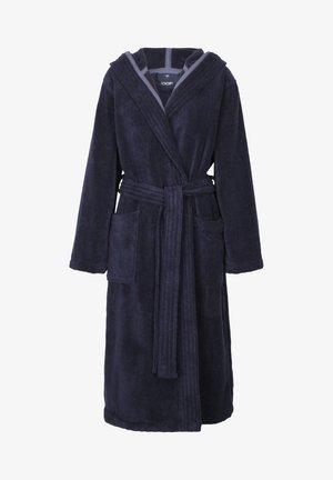 JOOP! DAMEN BADEMANTEL - Dressing gown - marine
