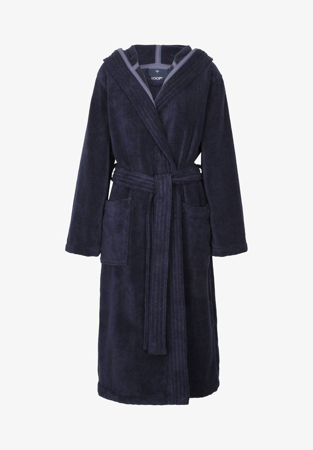 JOOP! DAMEN BADEMANTEL - Dressing gown - marine