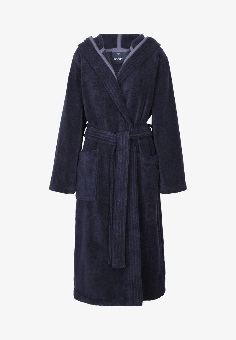 JOOP! - JOOP! DAMEN BADEMANTEL - Dressing gown - marine