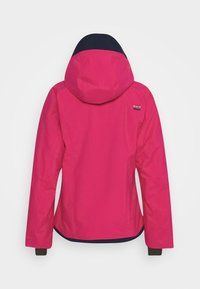 State of Elevenate - WOMENS BREVENT JACKET - Chaqueta de esquí - pink - 8