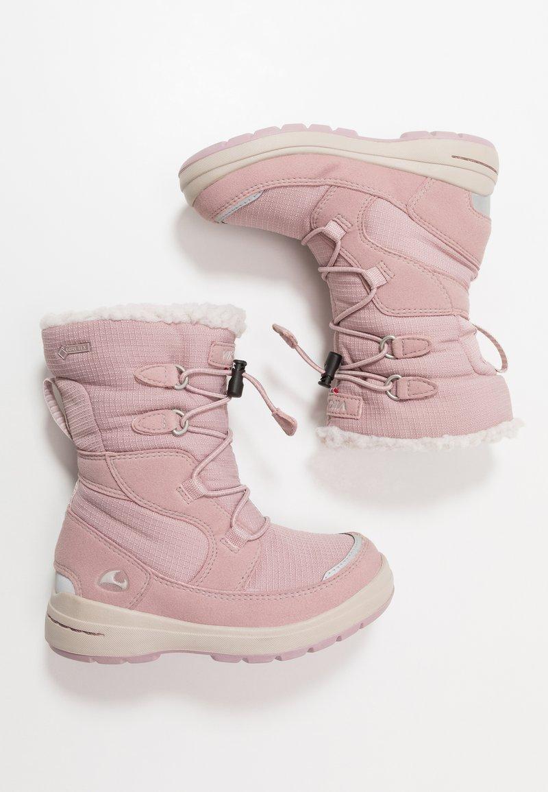 Viking - HASLUM GTX - Zimní obuv - dusty pink