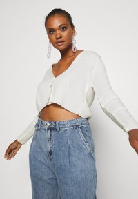 Missguided - Cardigan - offwhite - 3