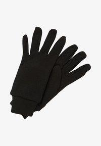 ODLO - WARM  - Rękawiczki pięciopalcowe - black - 0