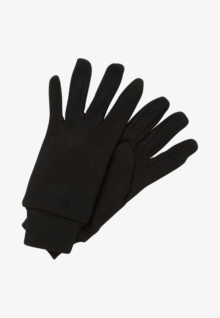 ODLO - WARM  - Rękawiczki pięciopalcowe - black