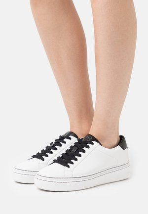 CHAPMAN LACE UP - Zapatillas - optic white/black