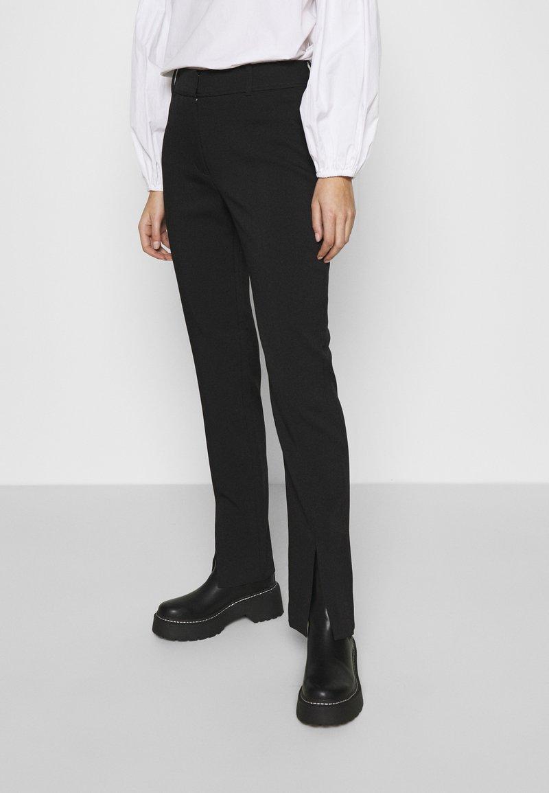 Samsøe Samsøe - MARION TROUSERS - Trousers - black