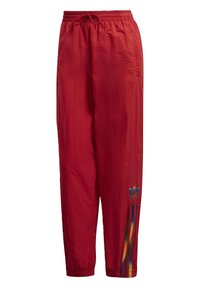 adidas Originals - PAOLINA RUSSO ADICOLOR SPORTS INSPIRED MID RISE PANTS - Tracksuit bottoms - scarlet - 8