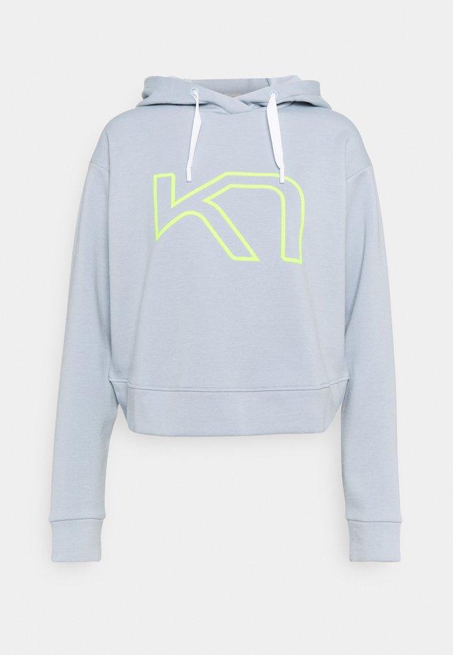 VERO HOOD - Sweatshirt - misty