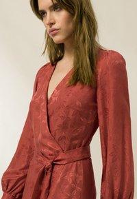 IVY & OAK - Maxi dress - tuscan red - 3