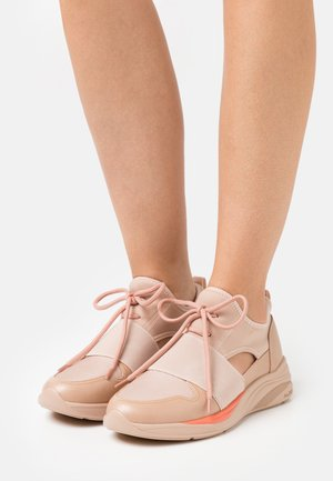 DWIEVIA - Sneakersy niskie - light pink