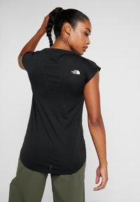 The North Face - TANKEN TANK  - Basic T-shirt - black - 2