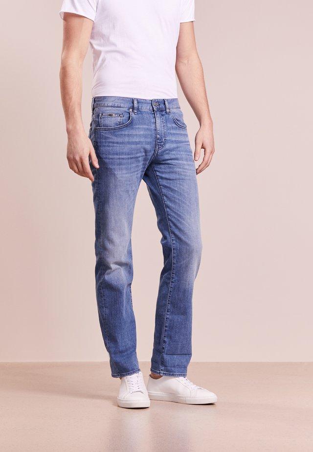 KANSAS - Straight leg jeans - blight blue