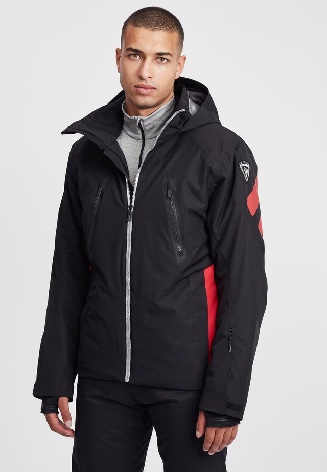 Ski jas - black