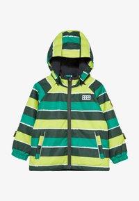 LEGO Wear - LWJULIO 708  - Kurtka snowboardowa - dark green - 4