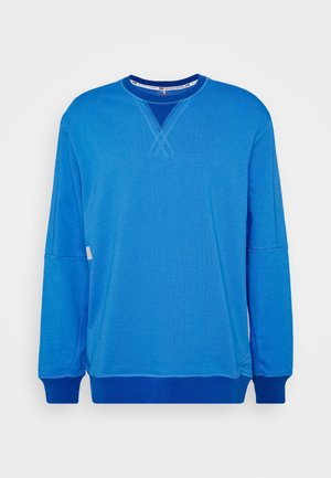 HOOPS CREW - Sweatshirt - palace blue
