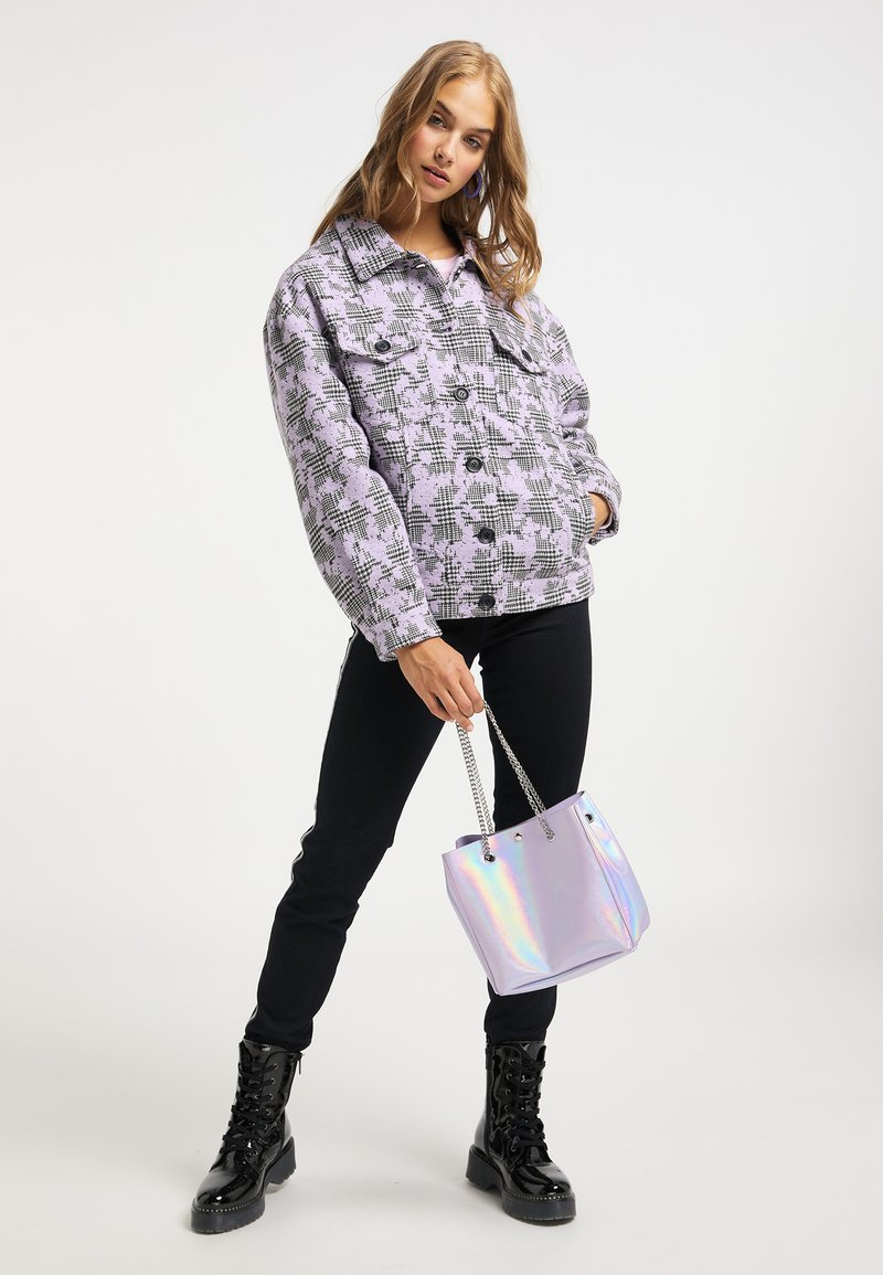 myMo - Handbag - flieder