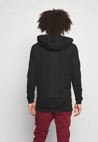 SQUATWOLF - STATEMENT HOODIE - Sweatshirt - black - 2