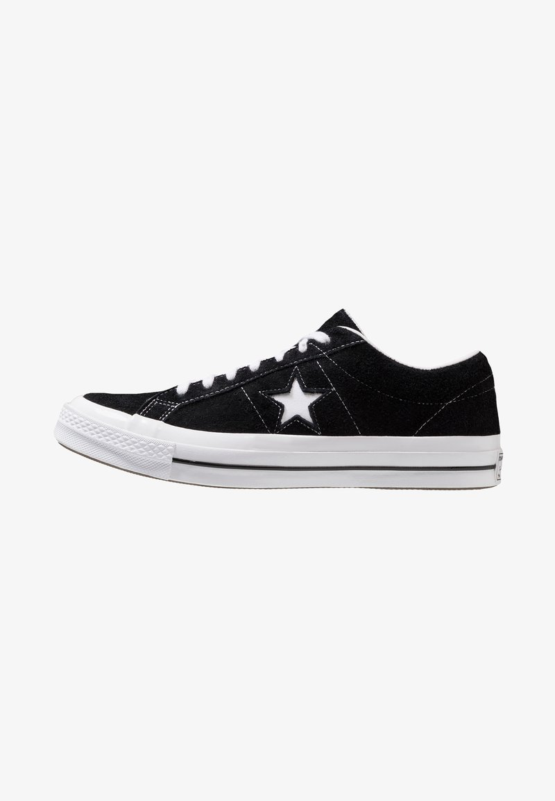 Converse - ONE STAR - Trainers - black/white