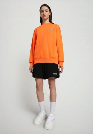 Sweatshirt - orangeade