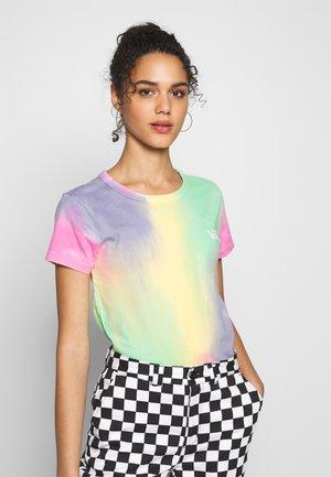 AURA BABY TEE - Triko spotiskem - multicoloured