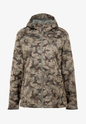 INNER LIMITS II JACKET - Giacca outdoor - cypress traditional