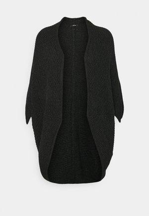 AMARYLLIS WAFFLE - Chaqueta de punto - slate grey melange