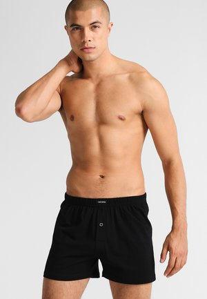 2 PACK - Boxershorts - black